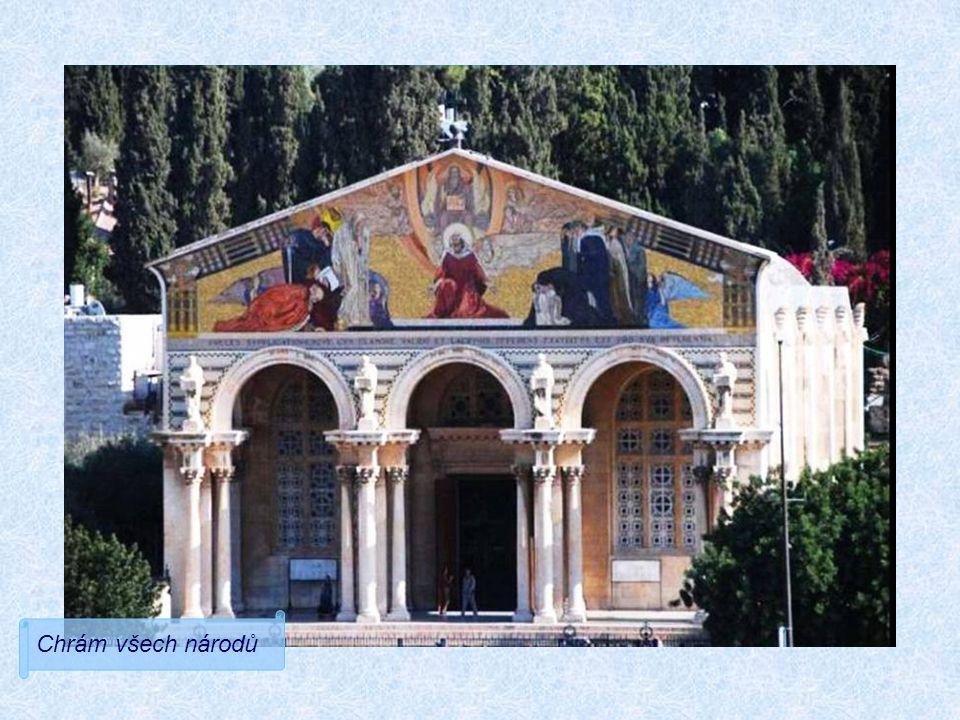 Olivová hora je protáhlý kopcovitý hřeben ve východním Jeruzalémě se třemi vrcholky, táhne se od severu k jihu.
