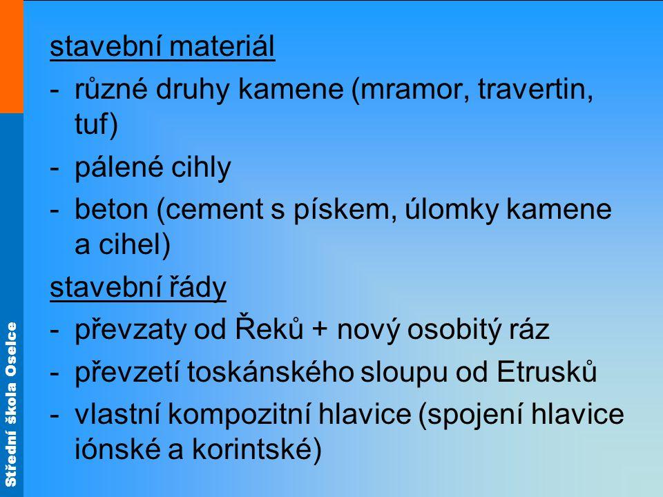 Střední škola Oselce Obr.