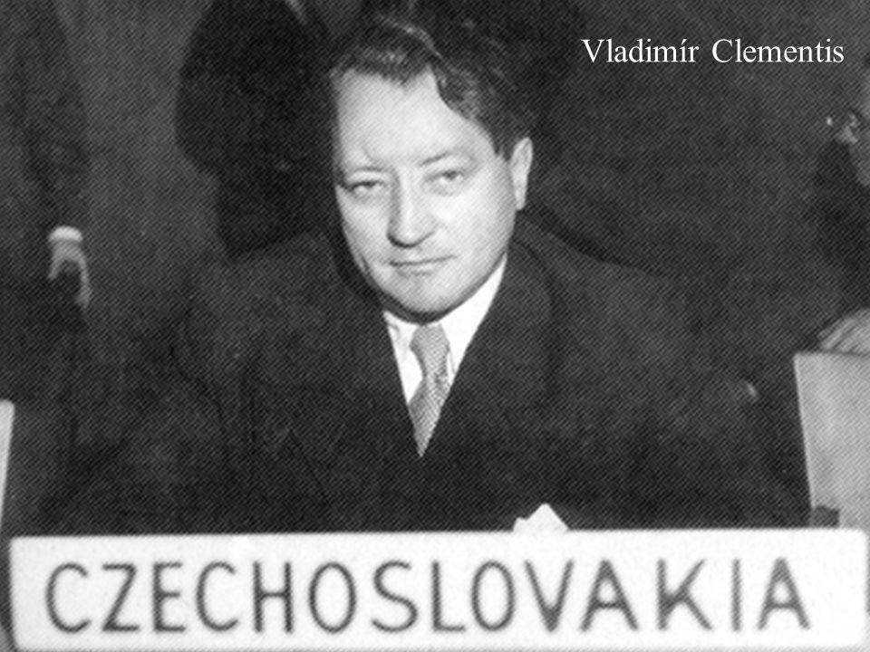 Vladimír Clementis