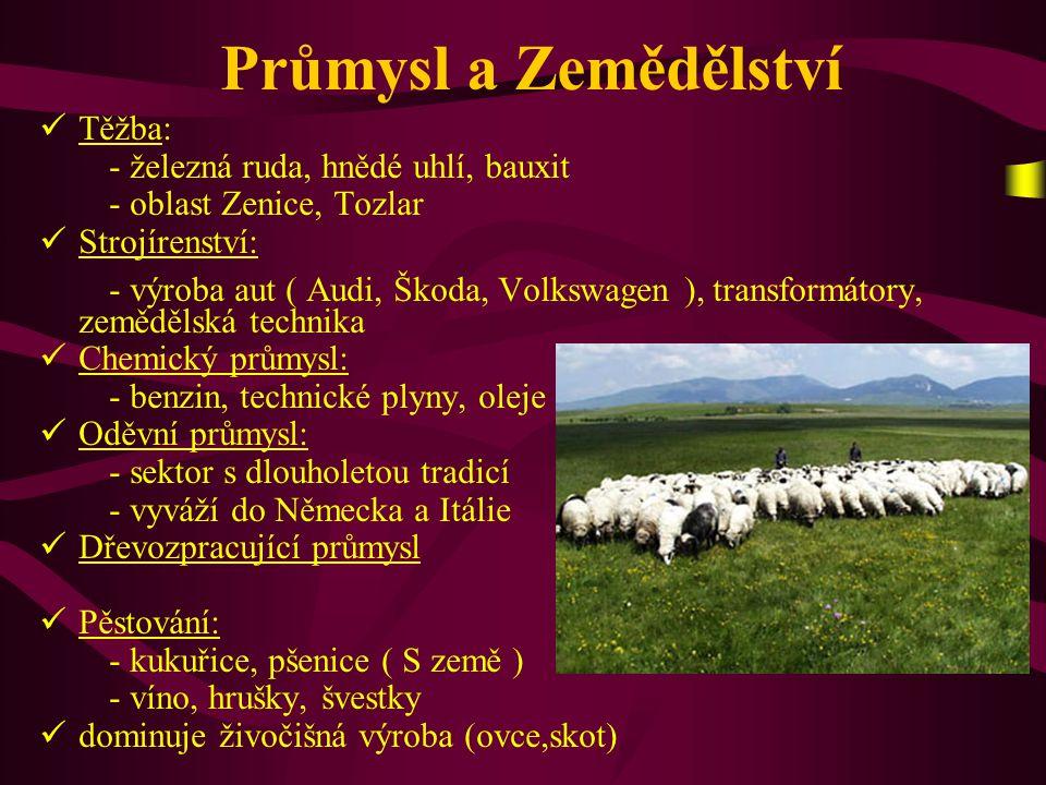 Historie p ůvodně římská provincie Ilyricum 6.-7.století - příchod Slovanů k e konci 15.
