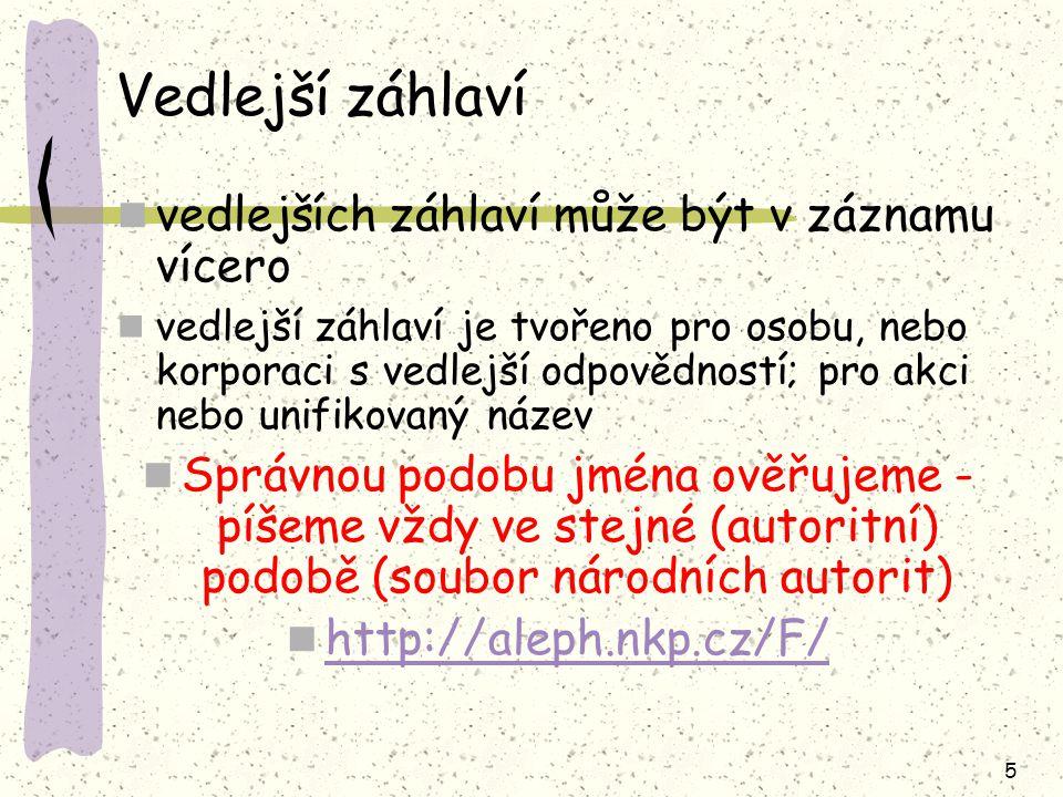 86 Elektronické umístění a přístup přímý link na webovou stránku Zdroj nalezených informací www (Divadlo Šumperk), cit.