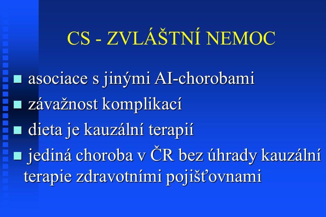 CS - HLAVNÍ RIZIKOVÉ SKUPINY A CHOROBY příbuzní 1.