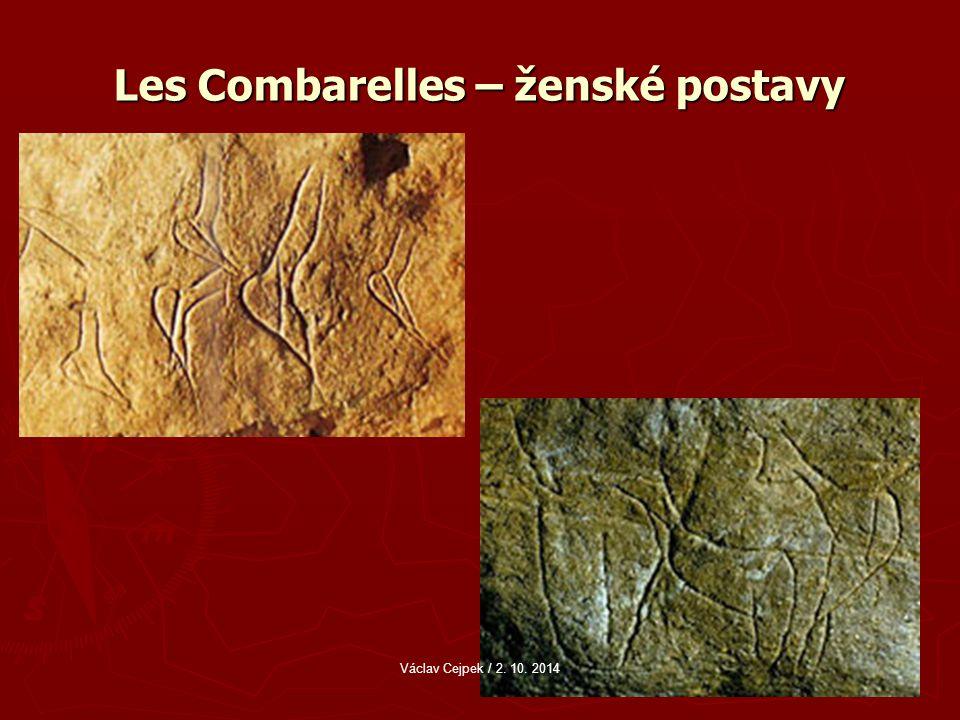 Les Combarelles – ženské postavy Václav Cejpek / 2. 10. 2014