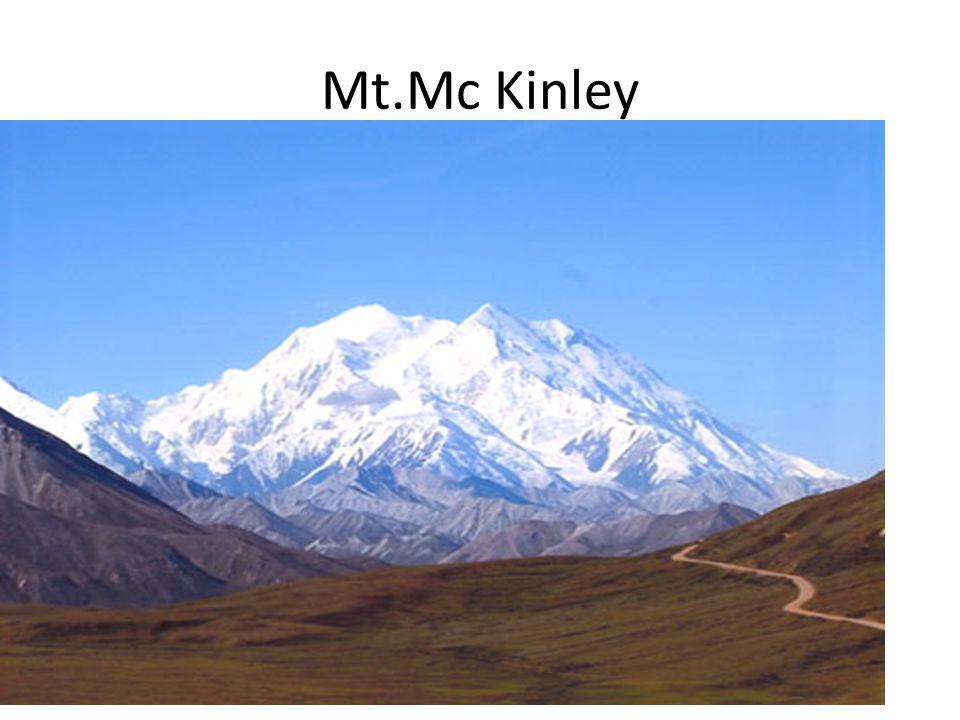 Mt.Mc Kinley