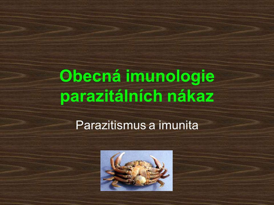 Význam imunosuprese pro hostitele většinou snižuje biologickou zdatnost zvyšuje riziko dalších nákaz Schistocephalus