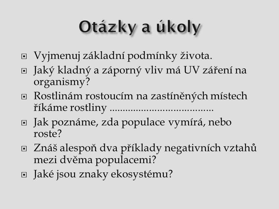  Použitá literatura: ČERNÍK, Vladimír, Zdeněk MARTINEC a Jan VÍTEK.