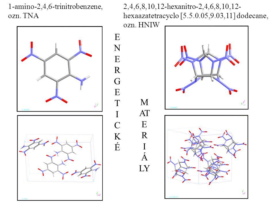 (1) 1-amino-2,4,6-trinitrobenzene, ozn.