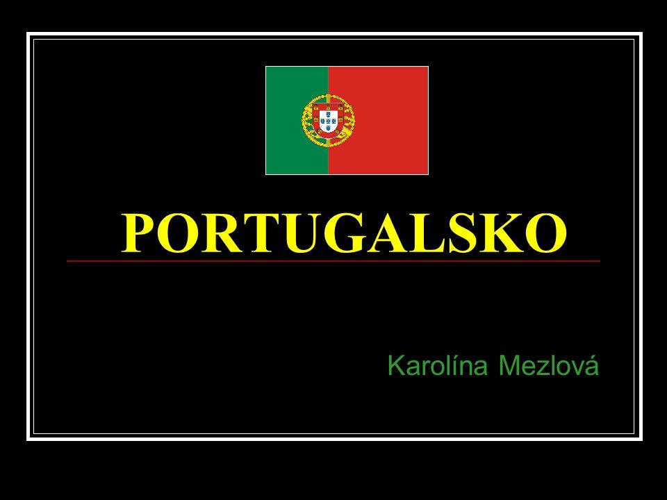 PORTUGALSKO Karolína Mezlová