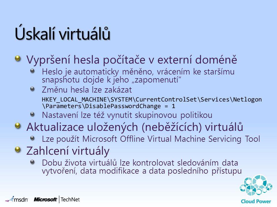 Úskalí virtuálů