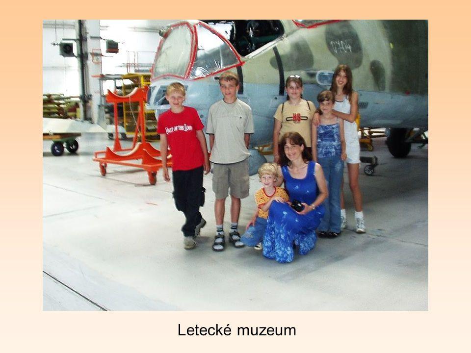 Tak si trochu zalétat… Letecké muzeum v Trenčíně