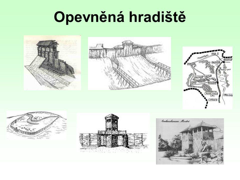 Opevněná hradiště