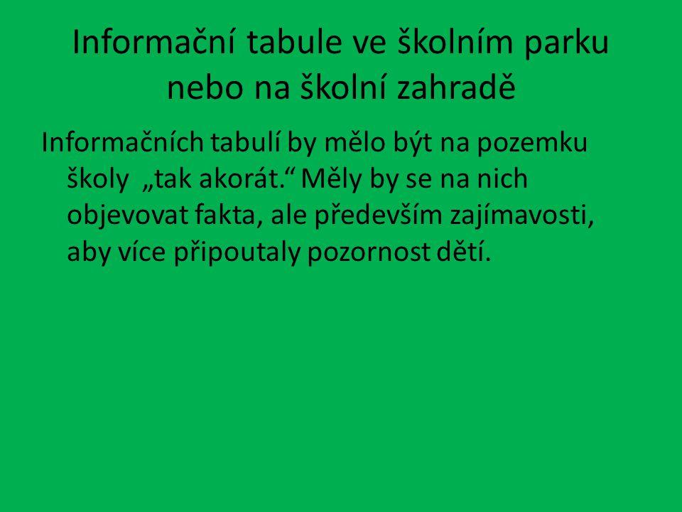 Informační tabule CHKO Křivoklátsko Kraj Oty Pavla.