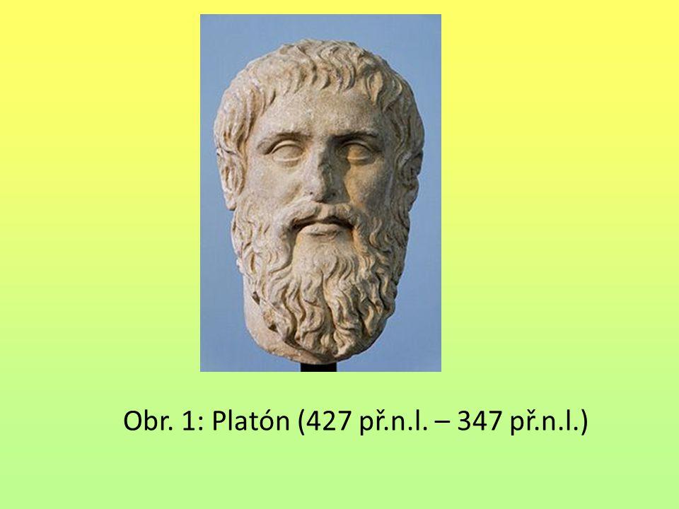 Život Platóna  Narodil se 427 př.n.l.