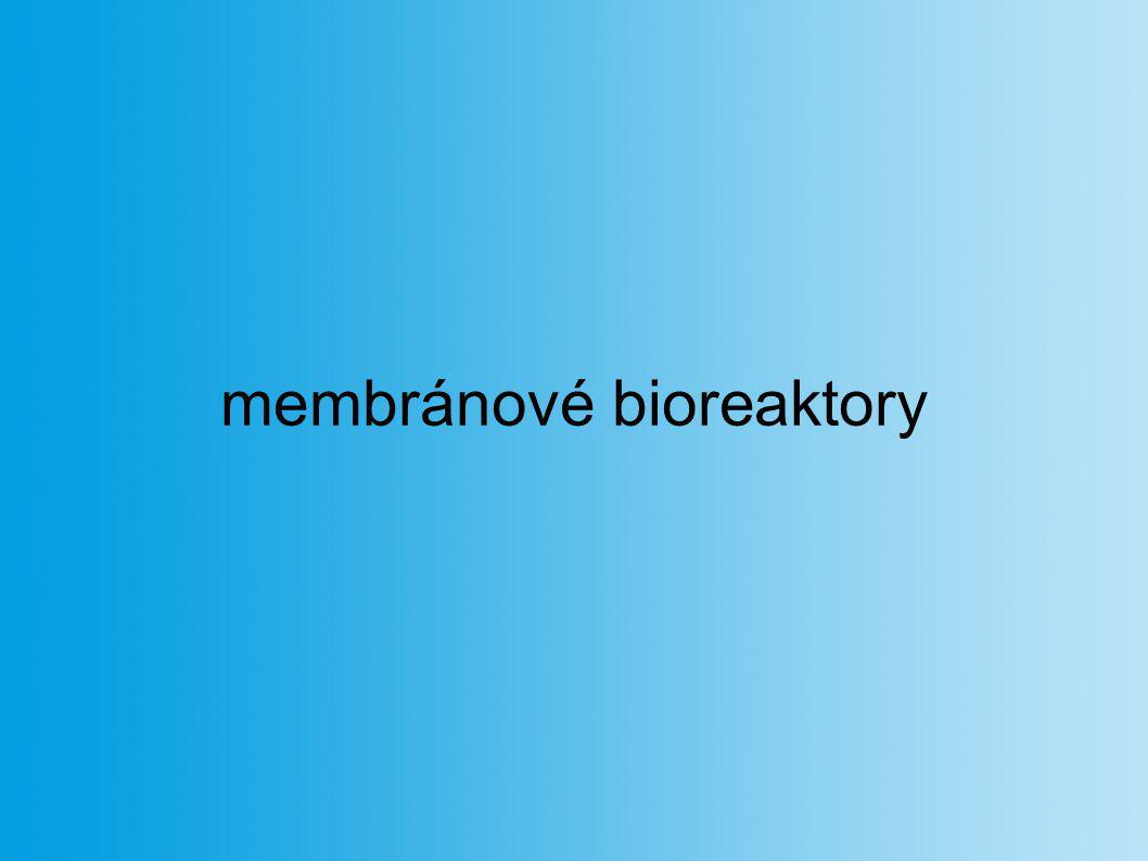 membránové bioreaktory