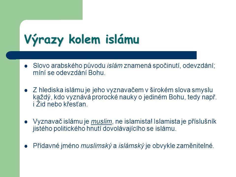 Islám v západním světě III K islámu (k súfismu) přestupovali ve 20.