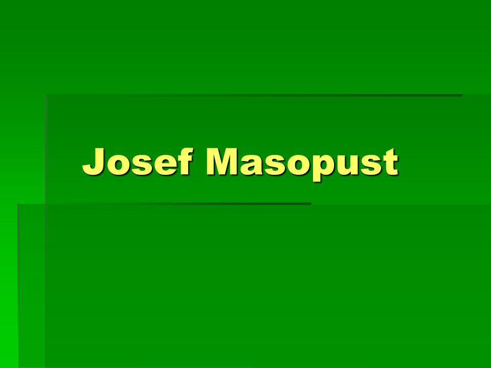 Josef Masopust Josef Masopust