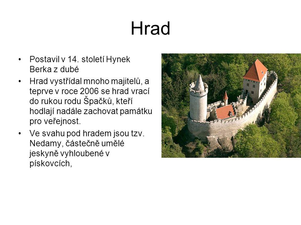 Hrad Postavil v 14.