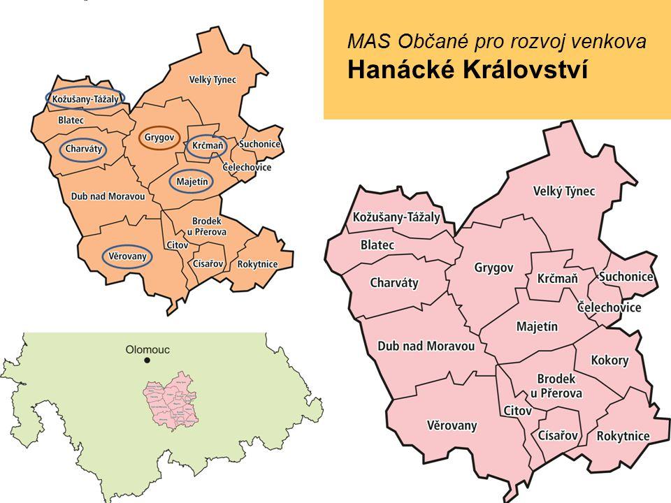 MAS Občané pro rozvoj venkova Hanácké Království