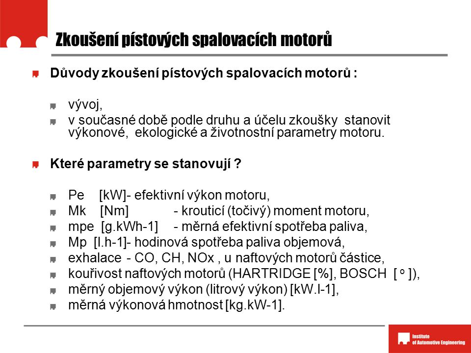 Hydraulické dynamometry