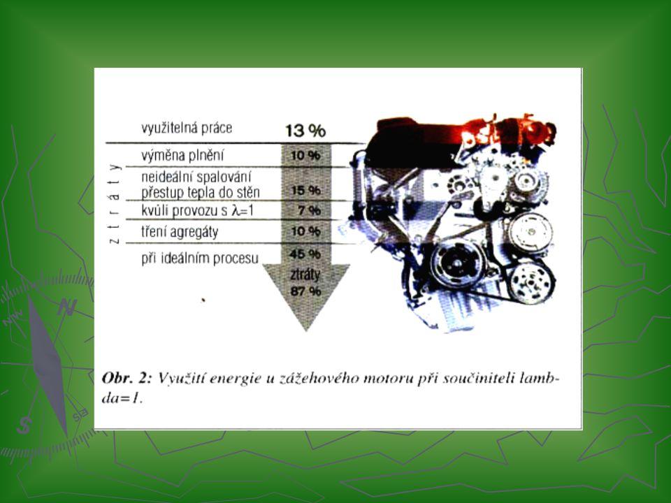 Zážehový motor je spalovací motor, u něhož je směs paliva a vzduchu ve válci zapálena (zažehnuta) elektrickou jiskrou.