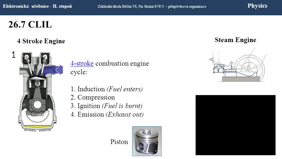 26.8 Test znalostí Elektronická učebnice - II.
