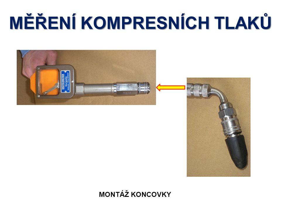 KONTROLNÍ OTÁZKY 1.Co je účelem měření kompresních tlaků.