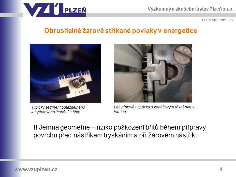 www.vzuplzen.cz Výzkumný a zkušební ústav Plzeň s.r.o.