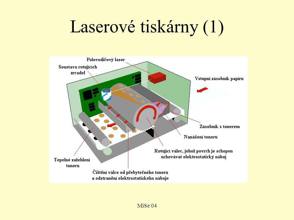 MiSe 04 Laserové tiskárny (1)