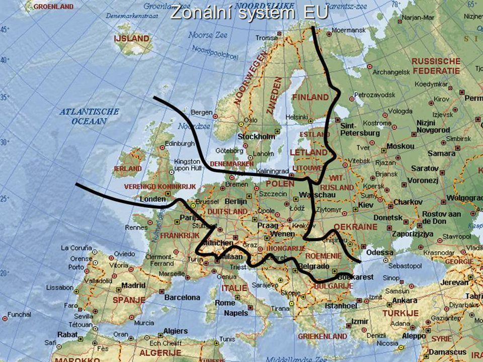 Zonální systém EU