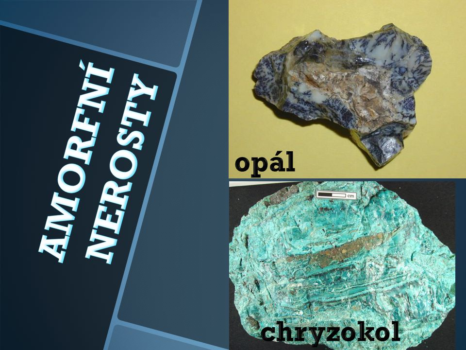 ELEKTRICKY VODIVÉ NEROSTY ELEKTRICKY NEVODIVÉ NEROSTY kovy, grafit sůl kuchyňská, kaolinit, diamant