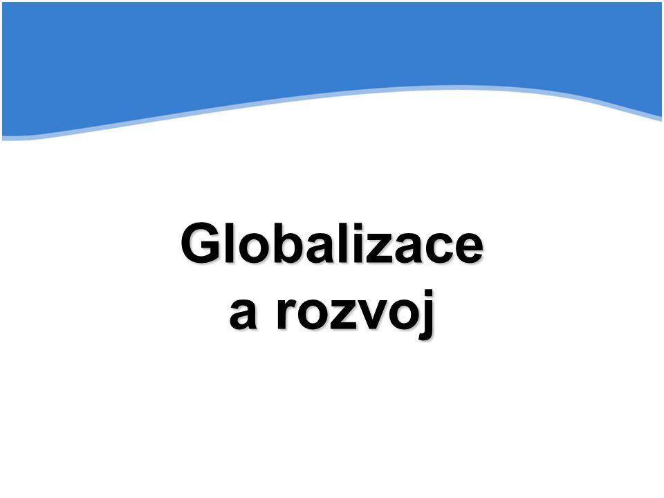 Globalizace a rozvoj