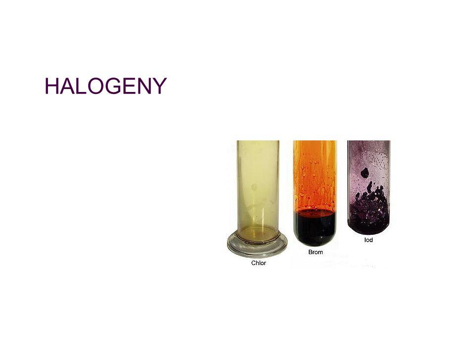 12 = sloučeniny halogenů s elektropozitivními prvky 2.