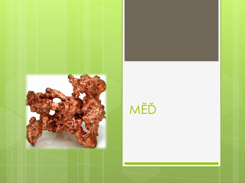 Využití Slitiny:  Mosaz (Cu + Zn)  Bronz (Cu + Sn)  Alpaka (Cu + Ni)