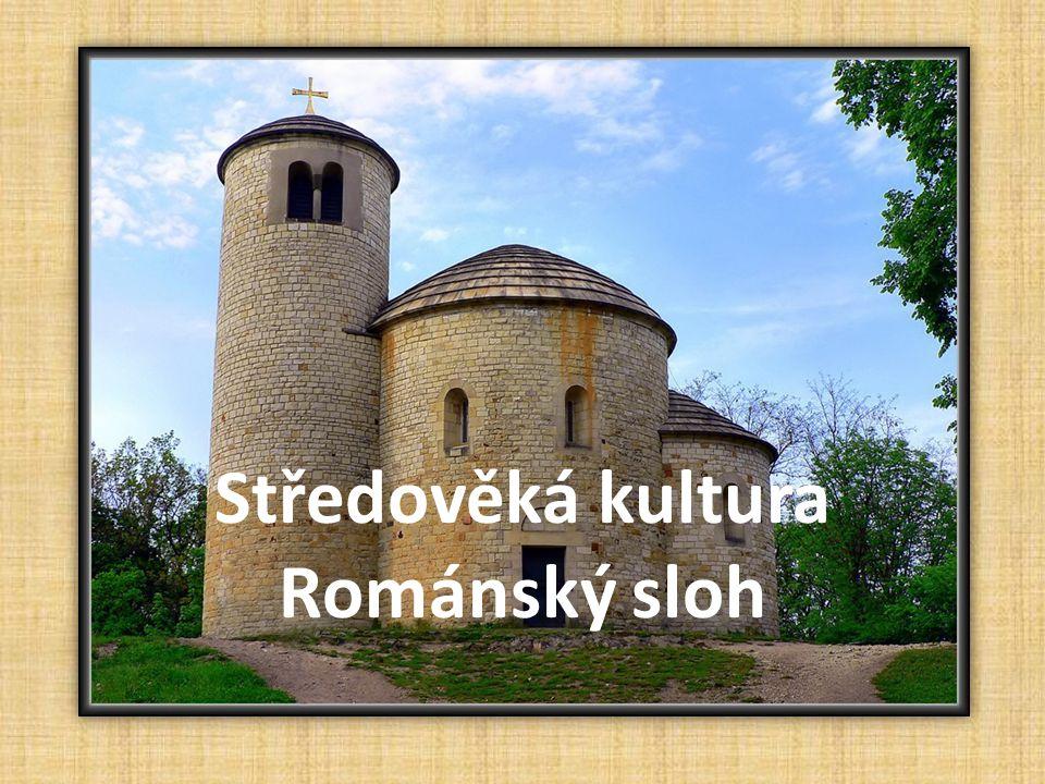 Románský sloh 11.– polovina 13.