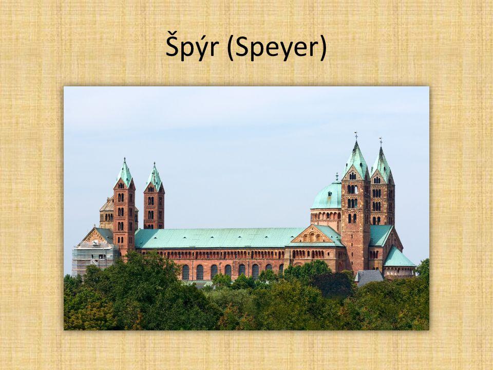 Špýr (Speyer)