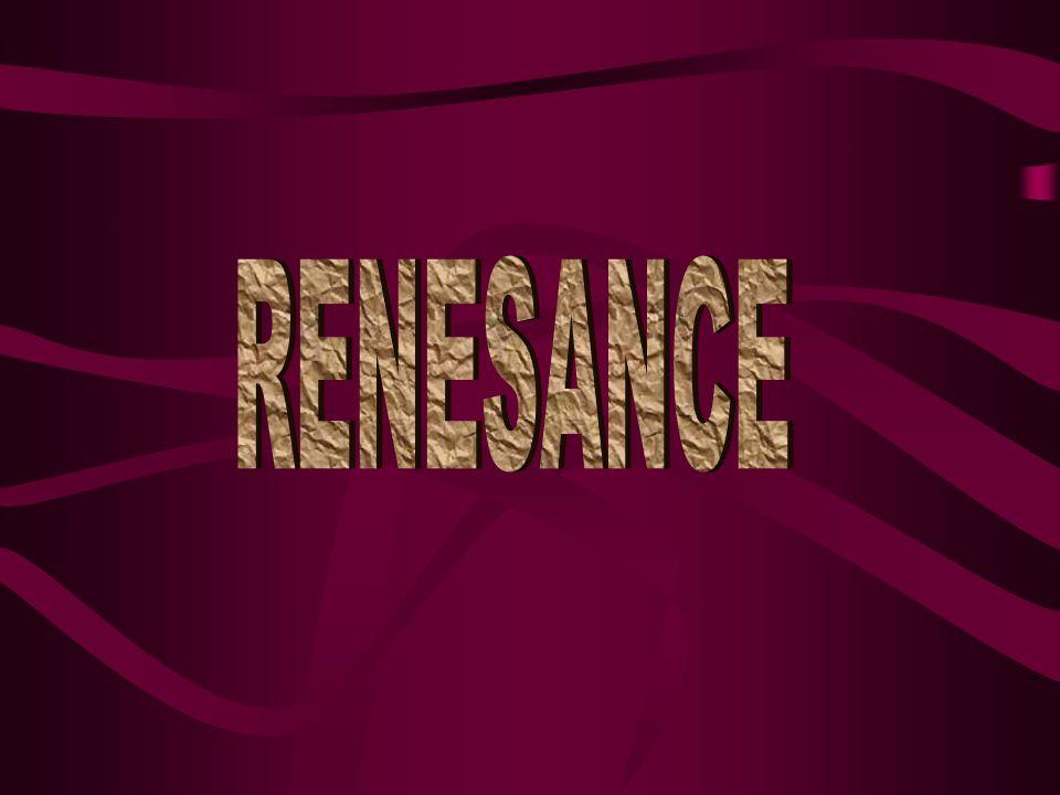 CO MUSÍME ZNÁT .Renesance = znovuzrození Počátek 15.