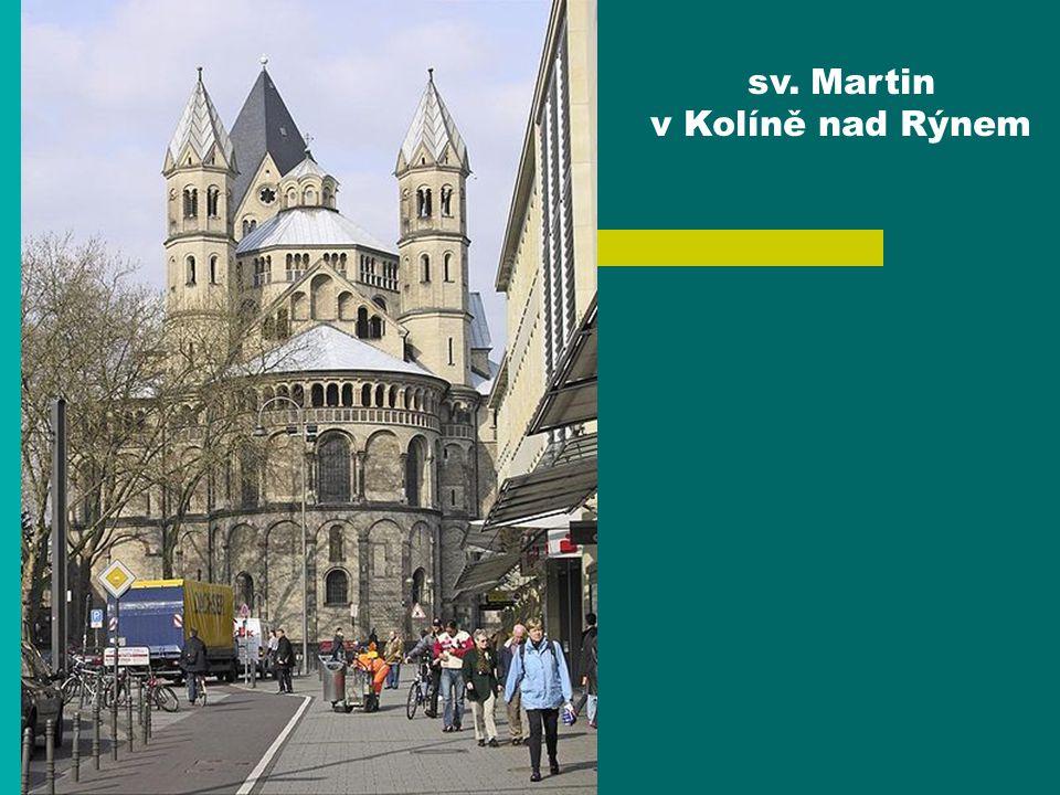 sv. Martin v Kolíně nad Rýnem