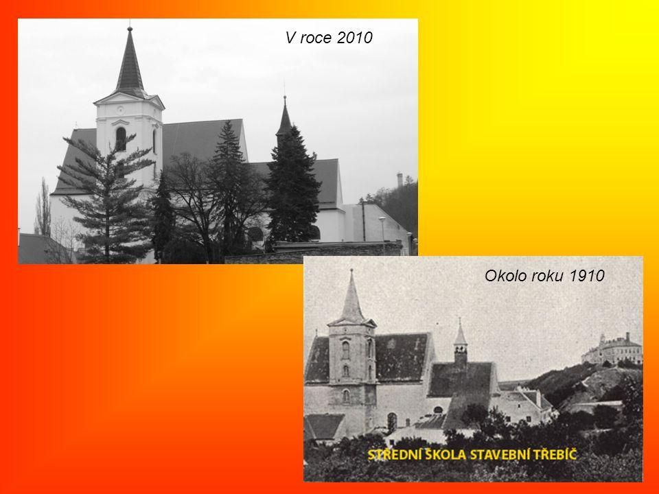 Kostel je jednoduchého provedení.Má jen jednu loď orientovanou na jih a dvě kaple.