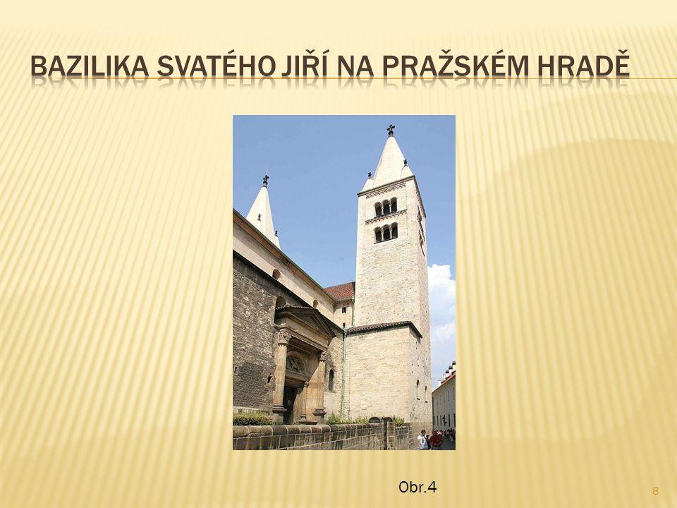  Jedná se o stavbu kruhového půdorysu, která je typická pro románský sloh.