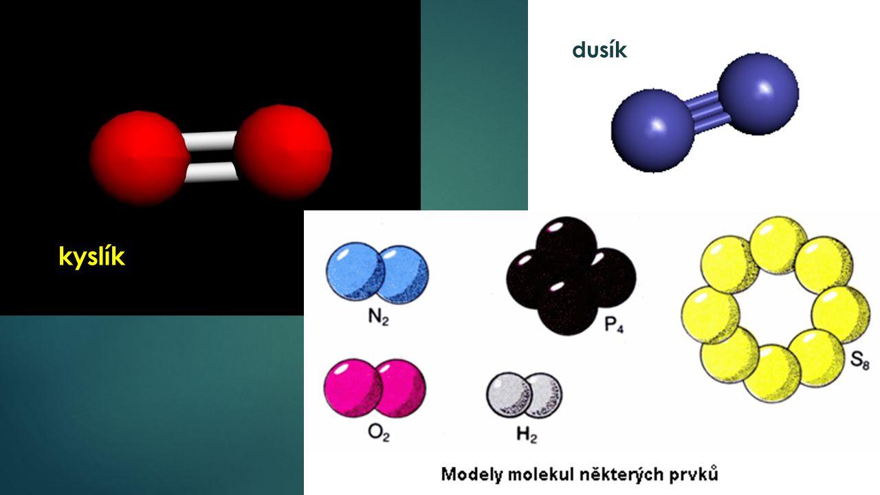 kyslík dusík