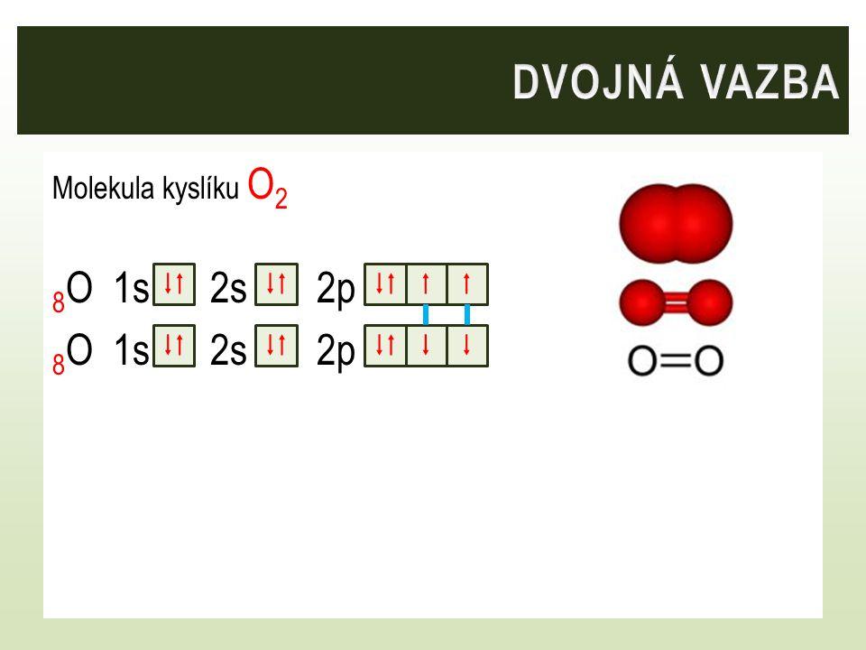 Vazebný elektronový pár je posunut k atomu, který má větší elektronegativitu.