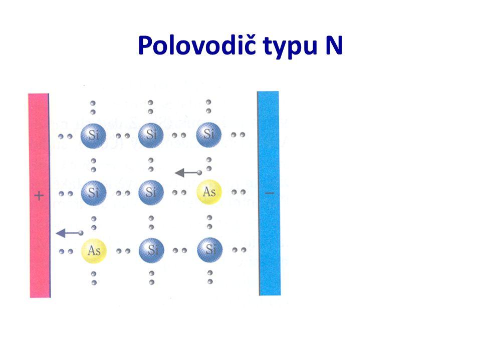 Polovodič typu N