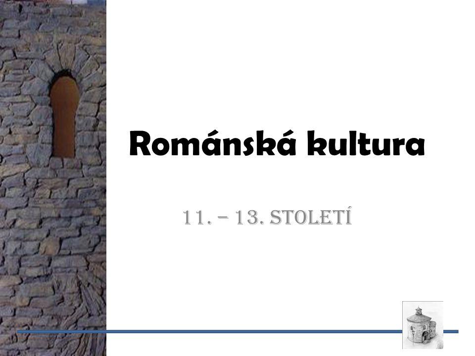 11. – 13. století