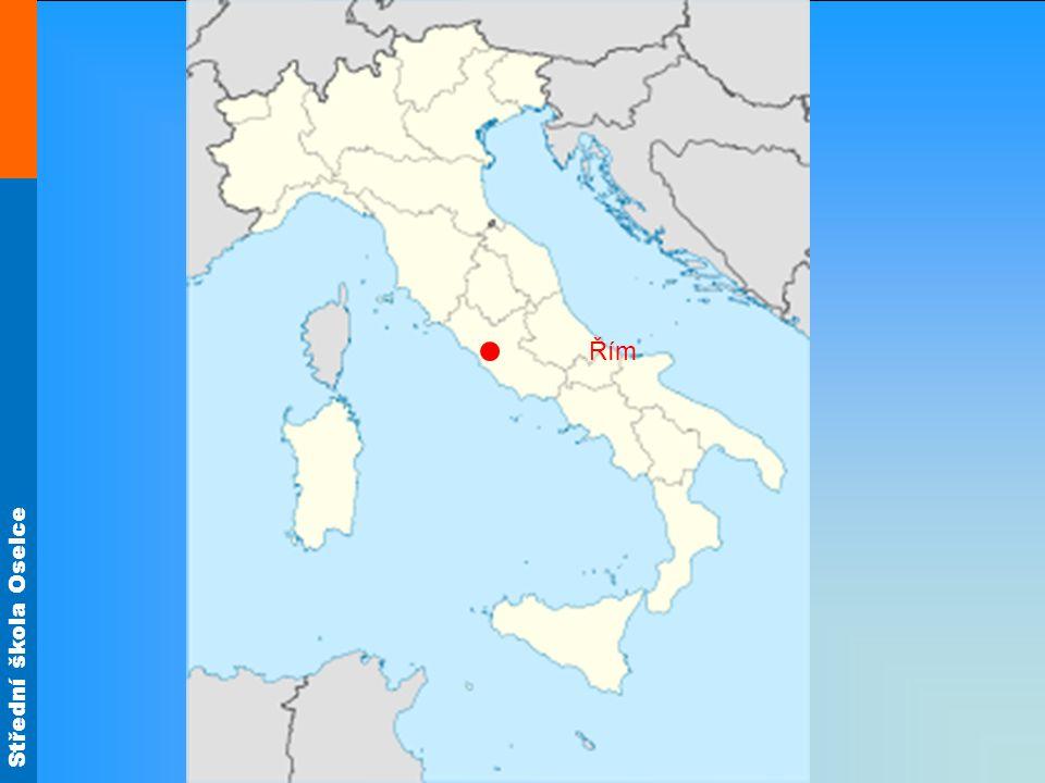 Střední škola Oselce Řím