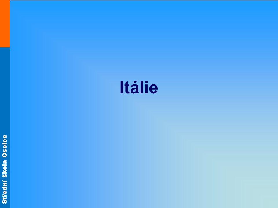 Střední škola Oselce Itálie