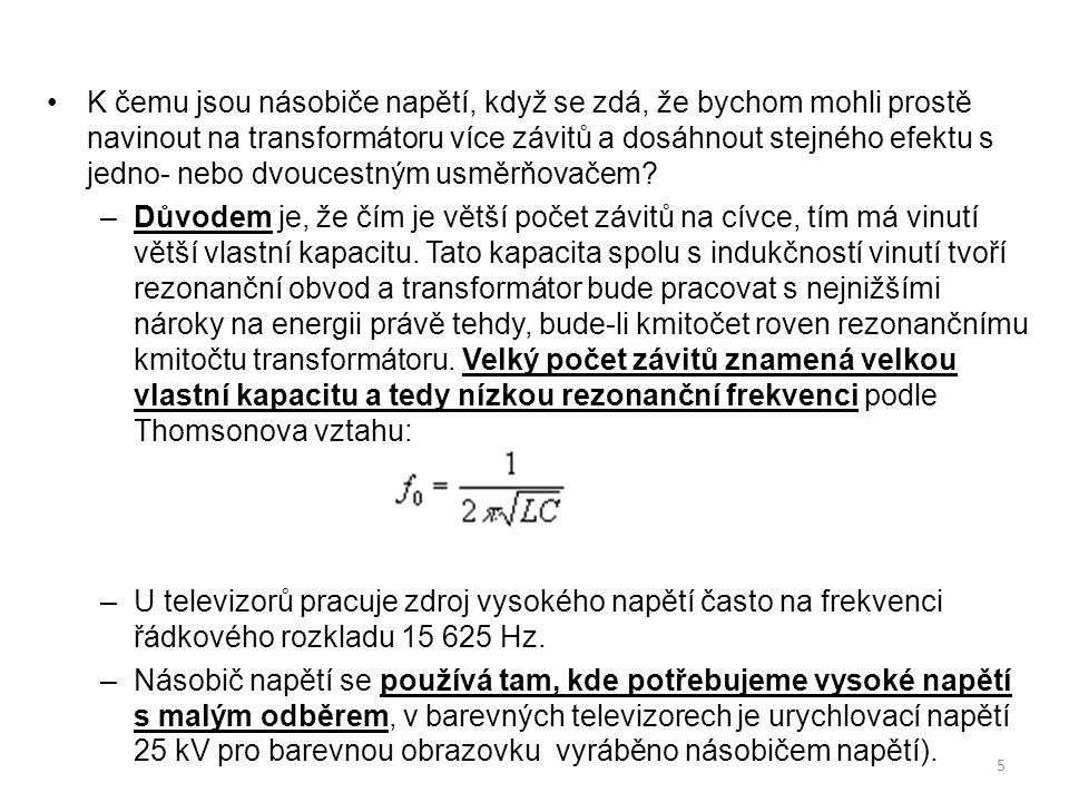 16 Třídy zesilovačů Podle polohy prac.