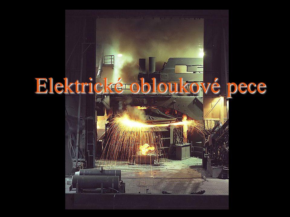 Elektrické obloukové pece