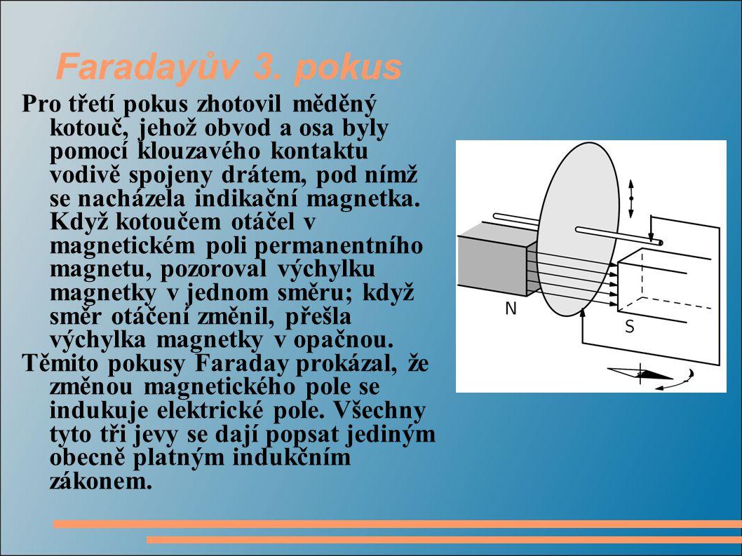 Faradayův 3.
