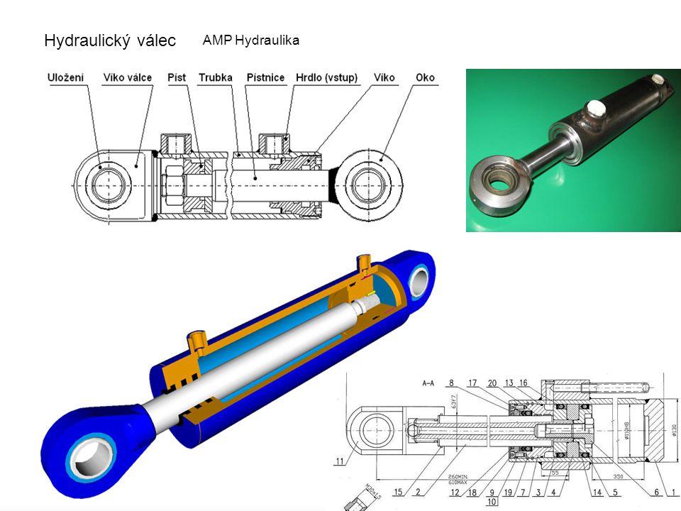 Hydraulický válec AMP Hydraulika
