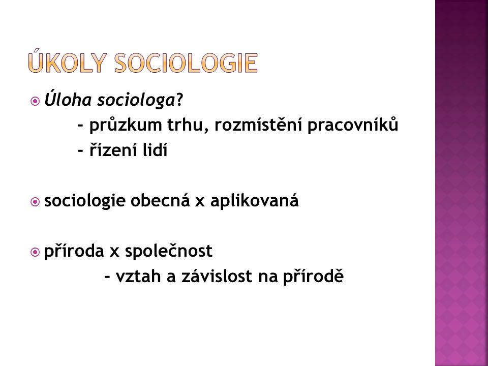  proces socializace –začleňování do společnosti .